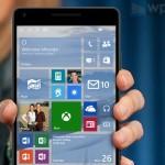 Новые скриншоты Windows 10 Mobile