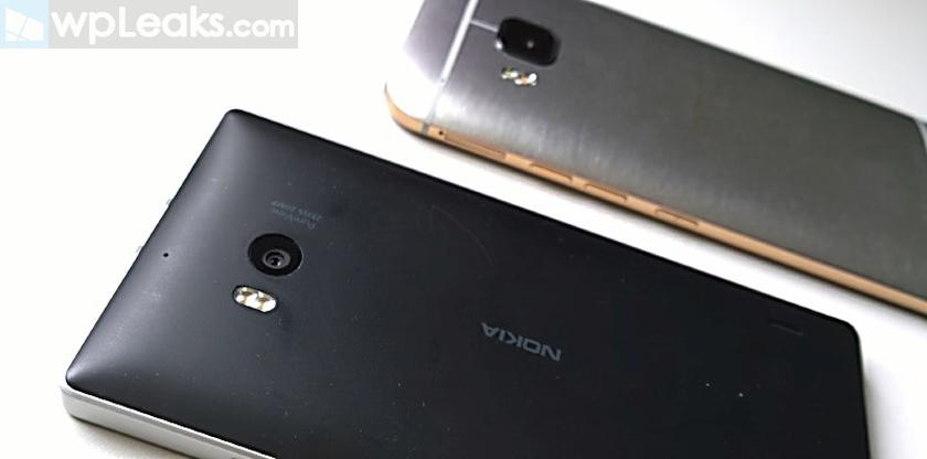 Lumia 930 против HTC One M9 камера