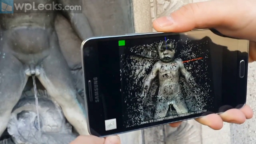 mobile-phone-3d-scanner