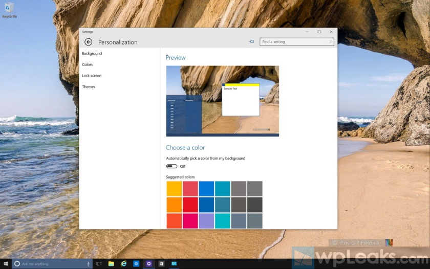 personalization-windows10-colors