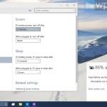 Замечено: в Windows 10 Build 10049 изменилось окно...