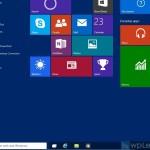Windows 10 Technical Preview: новая сборка 10061