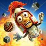 Catapult King – новая игра для Windows Phone и Win...