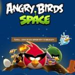 Обновленная игра Angry Birds Space для Windows Pho...