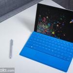 Как сделать скриншот на Surface 3