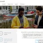 В сети запустился новый сайт Microsoft WiFi