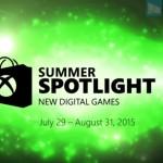 Xbox Summer Spotlight объявляет выход 25 новых игр...