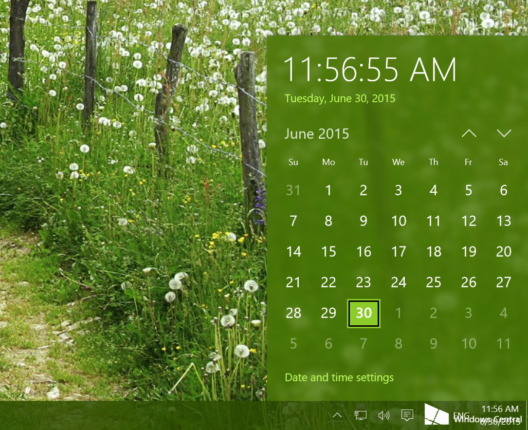 date-time-windows-10-10158