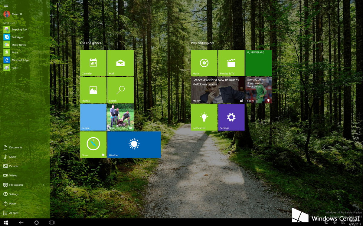 left-side-menu-windows-10-10158