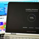 Свежее обновление для Windows 10 за версией 10586....