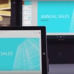 Новое видео о Surface Hub демонстрирует использова...
