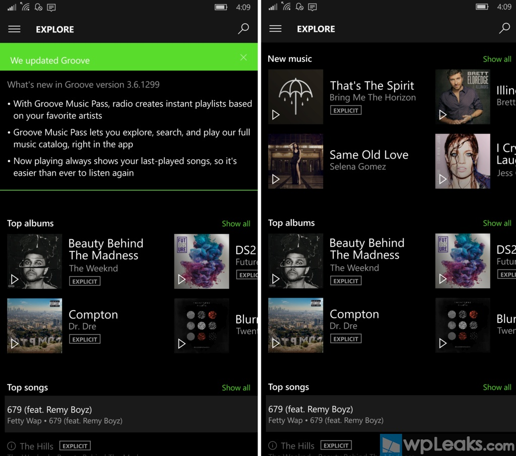 groove-windows-10-mobile