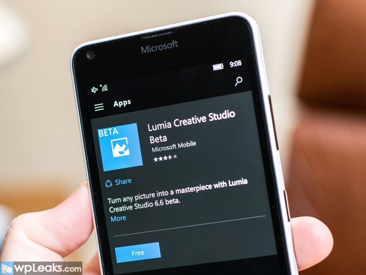 lumia-creative-studio-beta-store