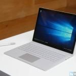 Компания Microsoft объявила о выходе Surface Book....
