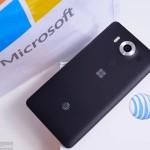 Распаковка Microsoft Lumia 950
