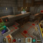 В новом Minecraft появились кролики, красная пыль ...