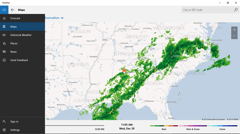 MSN_Weather_Maps