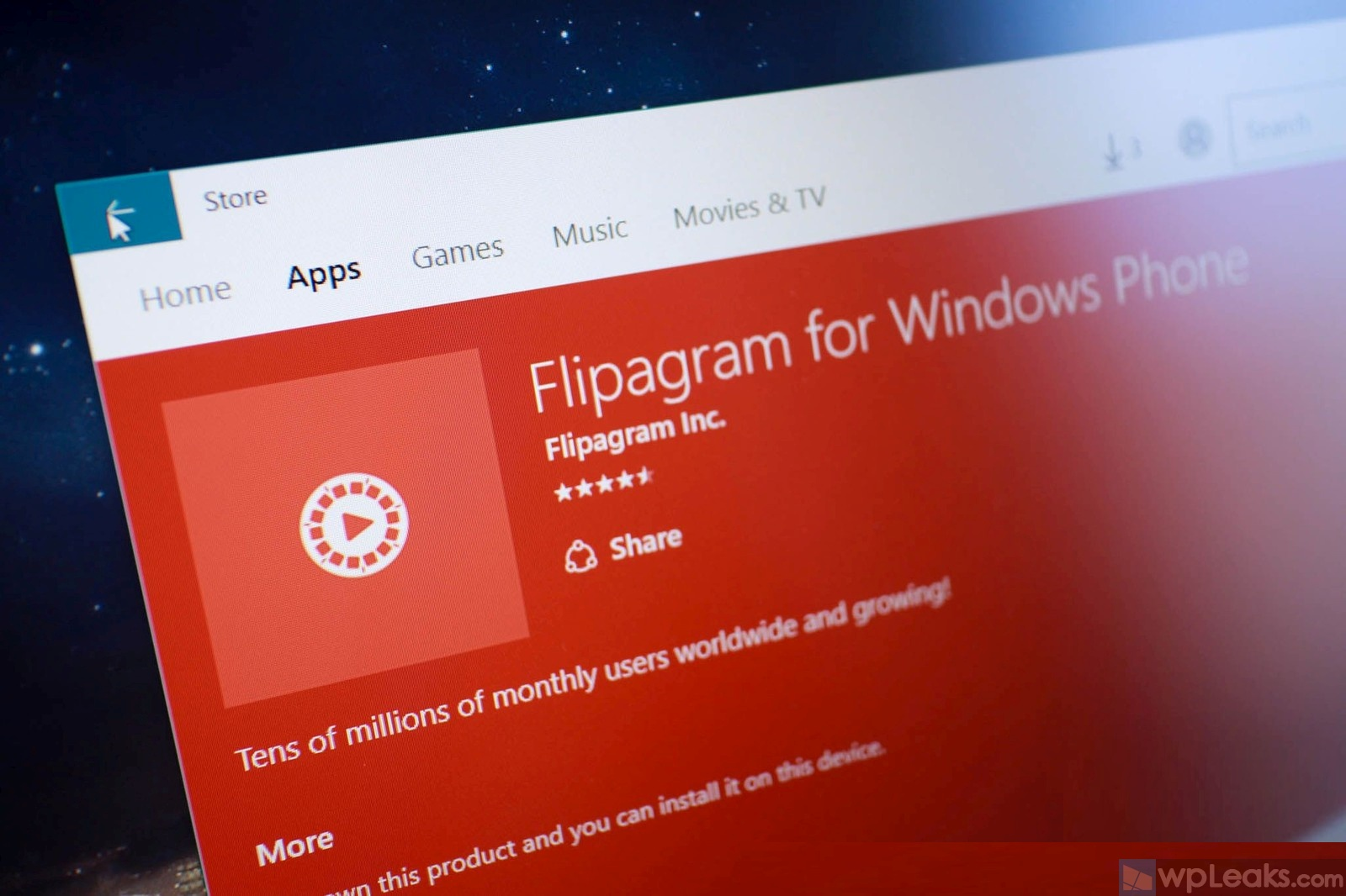 flipagram-windows-store