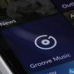 Обновился Groove на Windows 10 Mobile