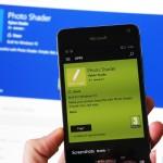 Photo Shader станет универсальным приложением для ...
