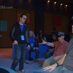 И снова HoloLens: устройство становится только луч...
