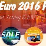 Gearbest объявляет акцию к Евро 2016