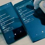 В Сети появился необычный концепт Windows 10 Mobil...