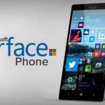 Microsoft Surface Phone концепт
