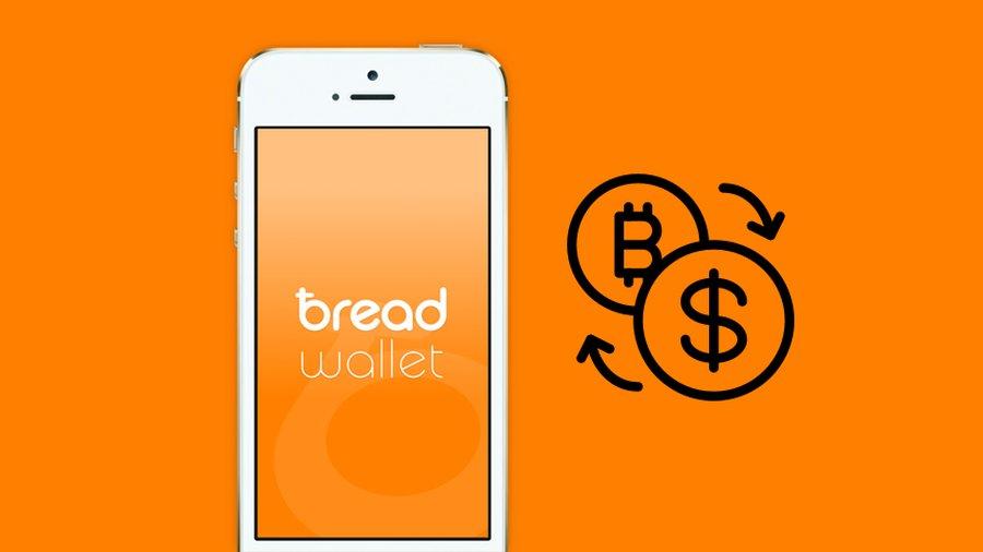 первое место Bread Wallet