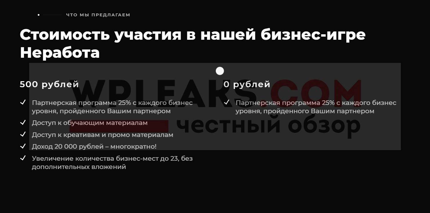 ne-rabota.com отзывы