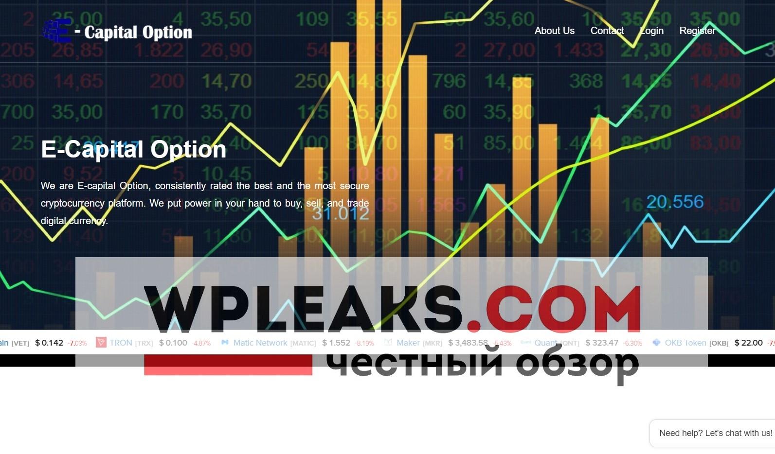 e-capitaloption.com отзывы