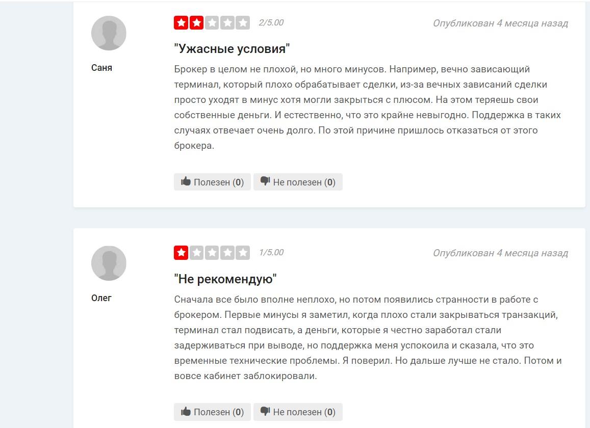 evotrade.com отзывы